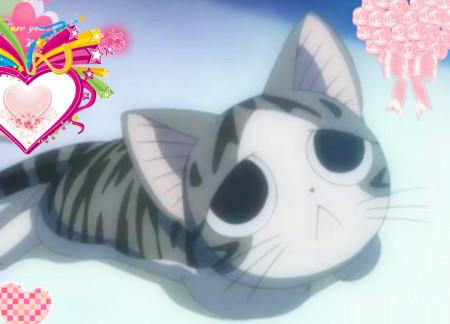 这猫是那个动画片的图片