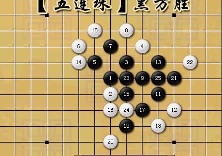 关于五子棋图片