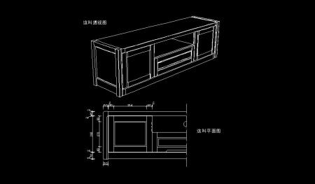 将CAD中的透视图和平面图下载一个CAD铁花cad文档图案放在图片