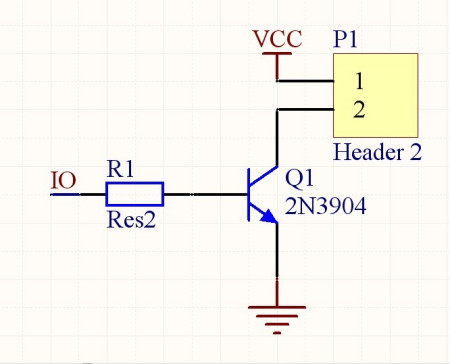 单片机控制12v的电磁阀图片
