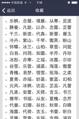 2014年4月17号女孩袁氏取名大全图片