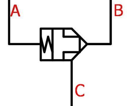 下面一些液压符号什么意思,请解释具体一点 1 2012-02-04 液压插装阀图片