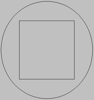 图片看起来是椭圆形长方形的但数据显示是圆形和正方形的.图片