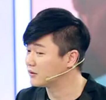 肖央这叫啥发型,难打理不?图片