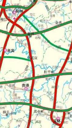 现在经常走柳州到玉林图片
