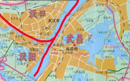 武汉三镇的介绍图片