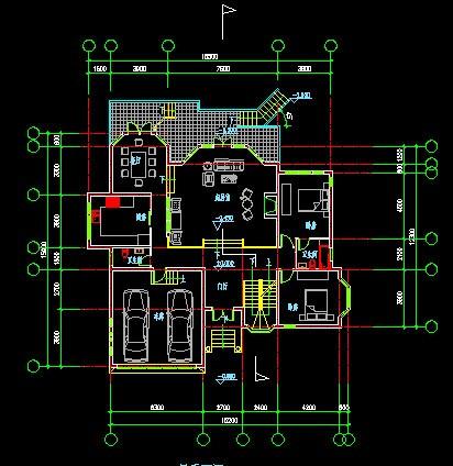 九米宽十二米长怎样设计造房孑 南北宽9米,房子设计成南北向的 一