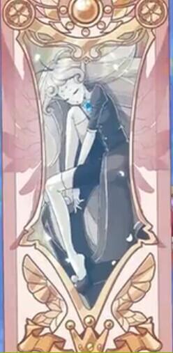 小花仙蝴蝶花精灵王卡牌图片