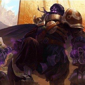 求lol贾克斯的少林武僧和百夫长还有复仇武神的游戏图片