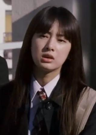 这个东京漂移里的日本女孩是谁
