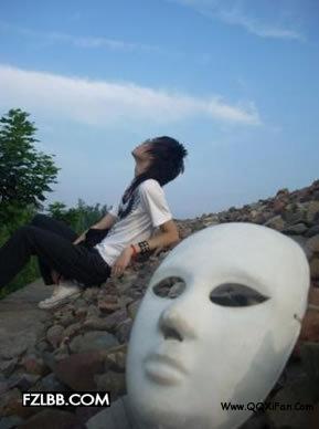 同问 求一个非主流男生仰望天空的头像 要唯美些的