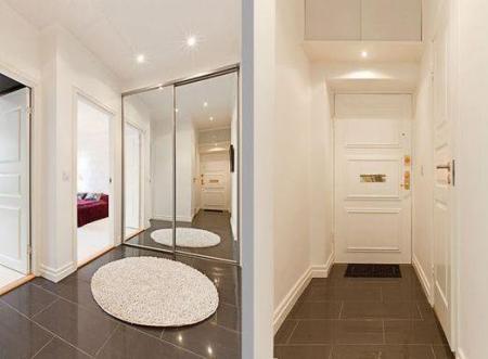 90平房屋装修效果图要简单大方的类型