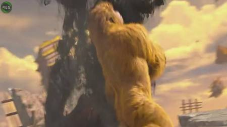2013有部华语电影 里面有个大猩猩