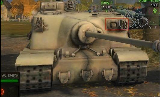 坦克世界 无意中发现 A39土龟正面弱点