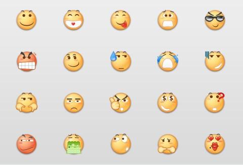 求贴吧客户端泡泡表情图片