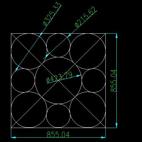 请问这个图用CAD怎么画