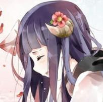悲伤的日本动漫女或者gla的高清图片~或者头像也行