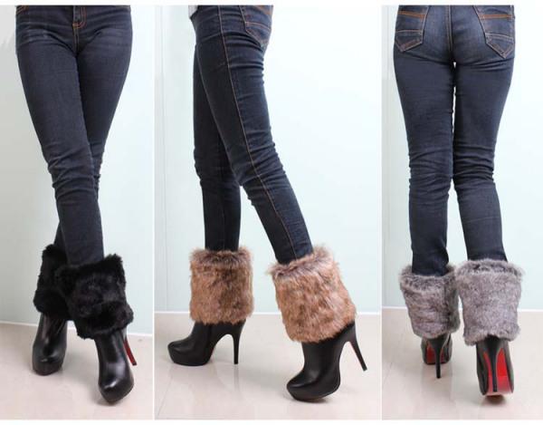 这几个女孩子穿脚上的高跟鞋,怎样踩一个手脚残疾 ...