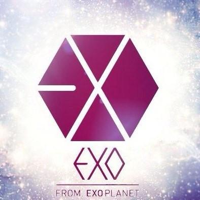 求EXO各种标志高清图