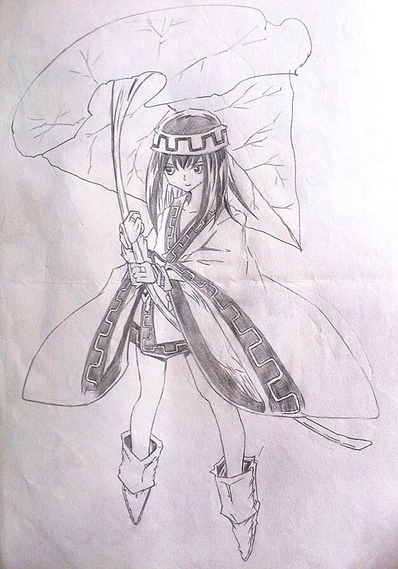 漫画图片女生铅笔画 漫画图片女生唯美 画漫画人物的步骤图 漫画女生图片