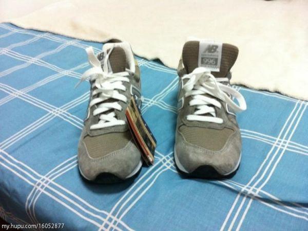 新百伦国产男鞋996,AG灰和GY灰,哪个好看点图片