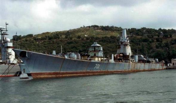 """俄罗斯""""卡拉""""级巡洋舰是否面临淘汰?"""