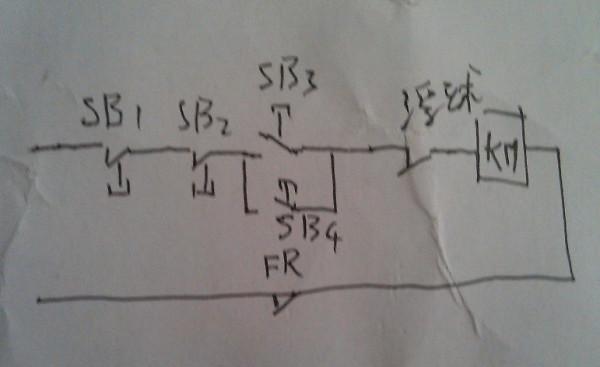 双控制的一次回路潜水泵图片
