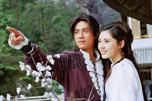 大旗英雄传杜淳_还有《大旗英雄传》中的杜淳饰演的天下第一英雄,与秋瓷炫情意绵绵,却