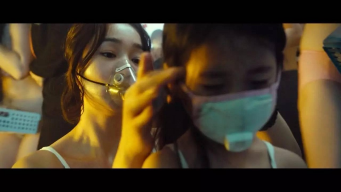 如果你是韩国电影《流感》中的总统,你会怎么做?