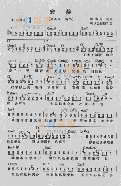 经典钢琴初学简谱图片