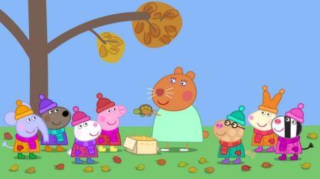 动画片中《小猪佩奇》主要讲了什么?图片