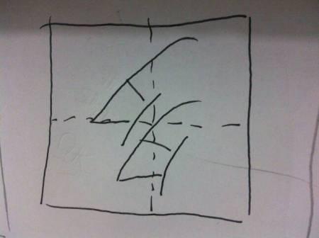 三在田字格的写法 数字在田字格的写法 笔画在田字格的写法