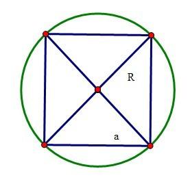 精彩回答 下载有礼  正方形的面积可以等于边长x边长,也可以用对角线图片