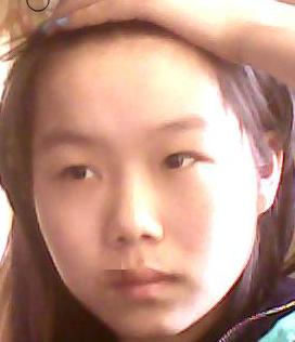 鹅蛋脸头发少单眼皮适合什么刘海和发型 求意见 谢谢图片