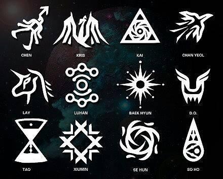 exo每个人标志 的超能力是什么