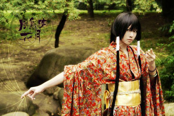 河童cos 他是个男的,cosplay 风鸟院花月のcos 高清图片