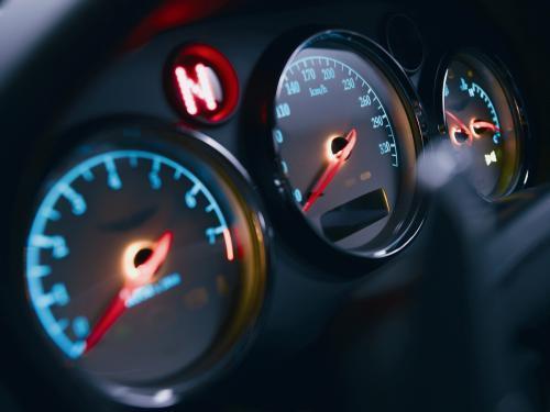 最新汽车仪表盘指示灯图标大全 图解高清图片